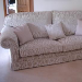 Bespoke beech framed sofa made to customers requirements